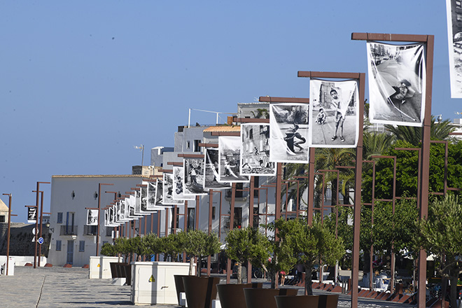 Martha Cooper - STREET PLAY, open-air exhibition, BLOOP Festival Ibiza. photo credit: Martha Cooper