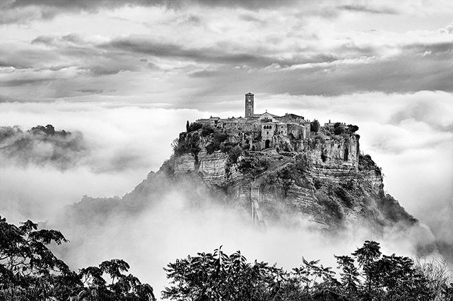 Brian Stanton – Fra Nuvole e Vento: Gente di Civita