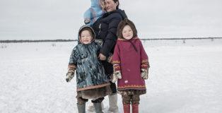 Yulia Nevskaya (Russian Federation) - 1st Place Winner, Title: Nomads. Series: People of tundra. AAP Magazine #20 TRAVELS