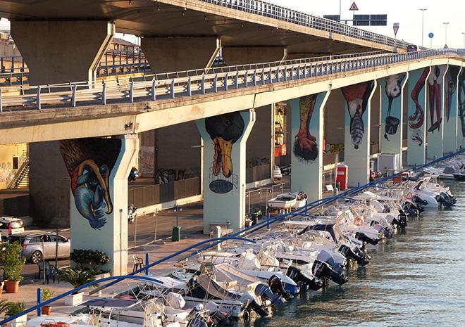 MURAP Festival – La Street Art protagonista a Pescara con Fondazione Aria