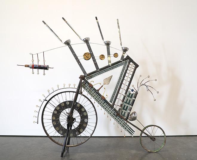 Cyrus Kabiru - Untitled, 2018. Courtesy: AKKA Project