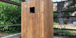 Orgasmatron Redux - Installazione di Norma Jeane per Le Serre dei Giardini