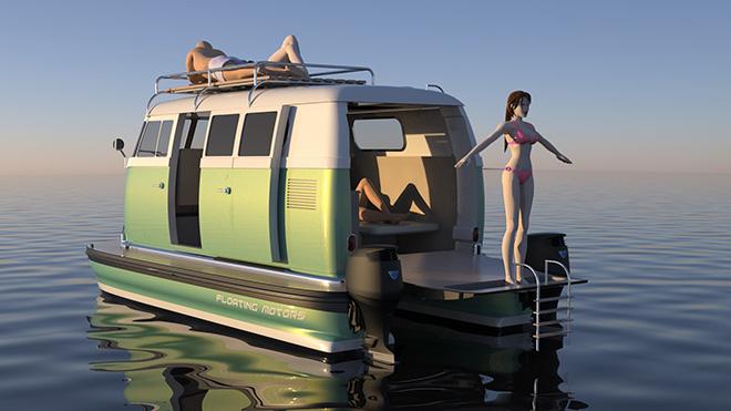 Westie - Floating Motors