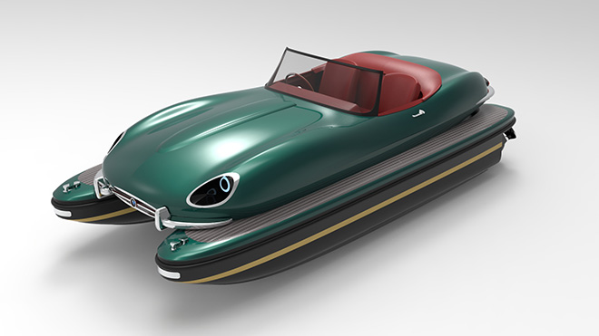 La Perla - Floating Motors
