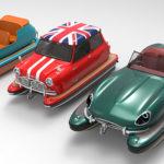 Pierpaolo Lazzarini – Floating motors