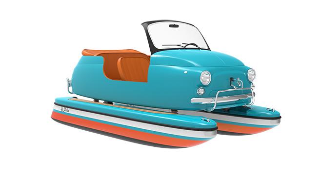 La Dolce - Floating motors
