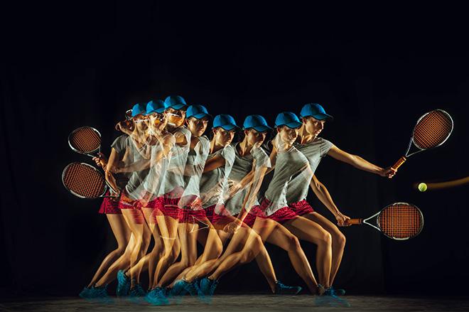 Sport e Fotografia - L'estetica del movimento, la speranza del cambiamento