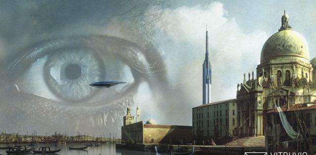 Venezia 3021 – La video installazione di Vitruvio Virtual Reality