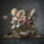 ©Christopher Broadbent - Ranunculus ZA (2020) n.0 cm.40x55