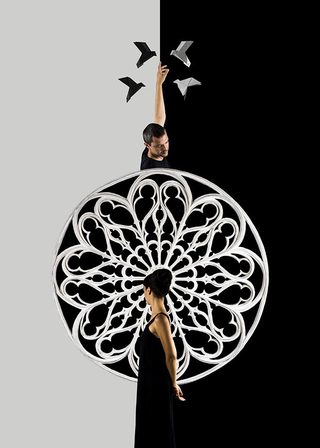 Erika Zolli - Double, Ascendit, Fine Art series