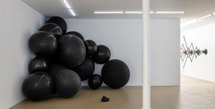 Dorian Sari, Breakneck, 2021 © Dorian Sari, Foto: Jonas Hänggi. Kunstmuseum Basel Gegenwart