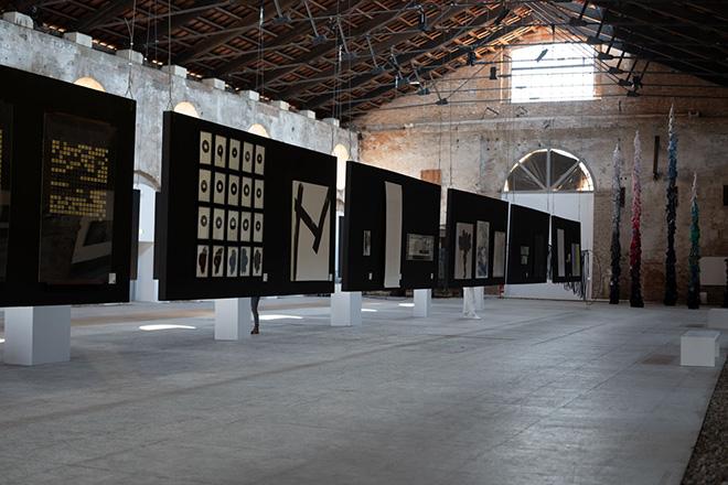 Arsenale Nord, Venice - Arte Laguna Prize exhibition . Photo credit: Nicola D'Orta