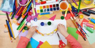 Attività artistiche da fare in casa: ecco alcuni consigli utili