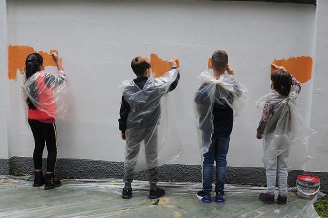 MisterCaos - Work in progress, Le rughe delle piazze trattengono dialoghi capaci di insegnare libertà, Cinisello Balsamo. photo credit: Marco Fornari