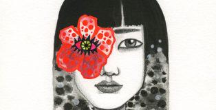 Shanti Ranchetti - KUSAMA, Nei miei occhi